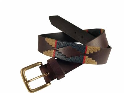 CHILD BELT OILED STITCH EMBROIDERY(55cm to 90cm)