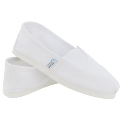 ESPADRILLES IN CLASSIC CANVAS