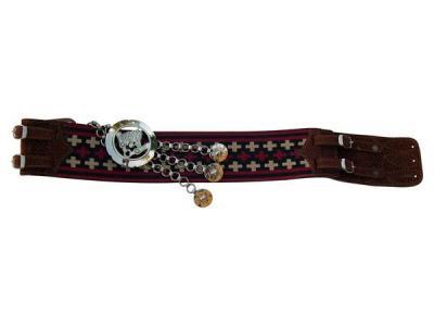 Belt In Capybara  and Guarda pampa Style